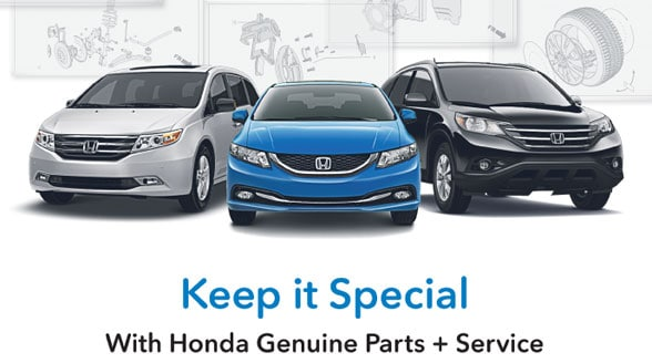 Honda Car Parts In Rock Hill