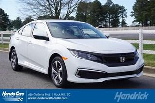 New 2019 Honda Civic Sedan LX Sedan 80908 for sale in Rock Hill, SC