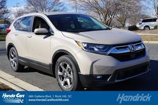New 2018 Honda CR-V EX-L 2WD SUV 72185 for sale in Rock Hill, SC