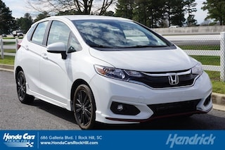 New 2019 Honda Fit Sport Hatchback 80970 for sale in Rock Hill, SC