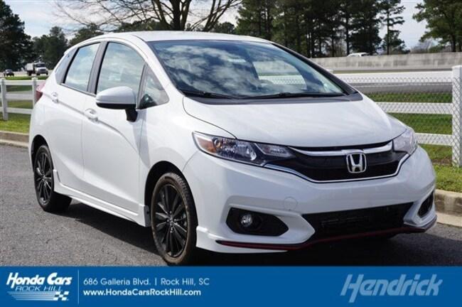 New 2019 Honda Fit Sport Hatchback for sale in Rock Hill, SC