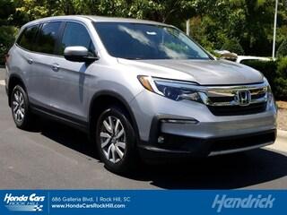 New 2019 Honda Pilot EX-L SUV 81626 for sale in Rock Hill, SC