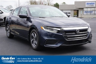 New 2019 Honda Insight LX Sedan 80515 for sale in Rock Hill, SC
