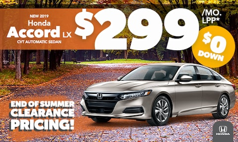 Accord LX Special
