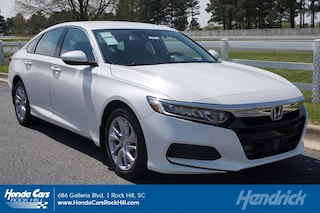 New 2019 Honda Accord LX 1.5T CVT Sedan 80370 for sale in Rock Hill, SC