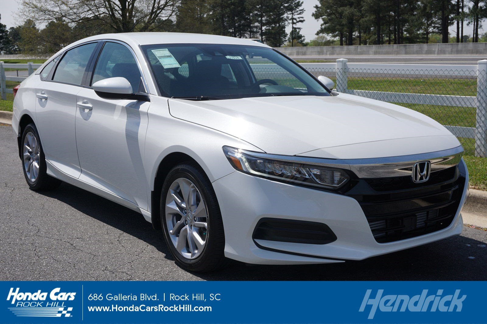 2018 Honda Accord LX 1.5T CVT Sedan