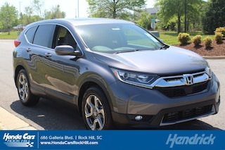 New 2019 Honda CR-V EX 2WD SUV 80691 for sale in Rock Hill, SC