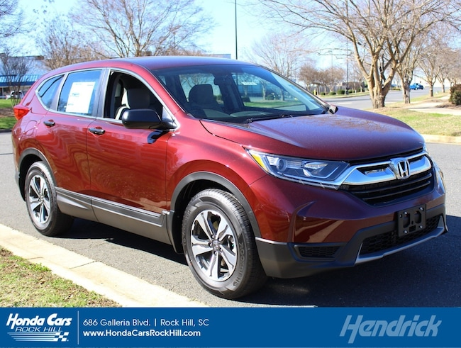 New 2019 Honda CR-V LX SUV for sale in Rock Hill, SC