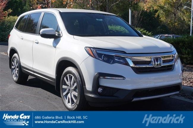 New 2019 Honda Pilot EX SUV for sale in Rock Hill, SC