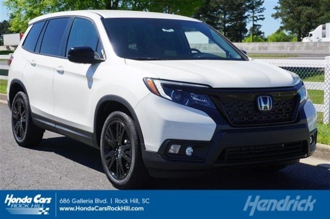 New 2019 Honda Passport Sport SUV for sale in Rock Hill, SC