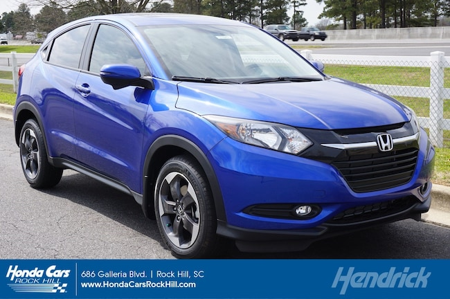 New 2018 Honda HR-V EX SUV for sale in Rock Hill, SC