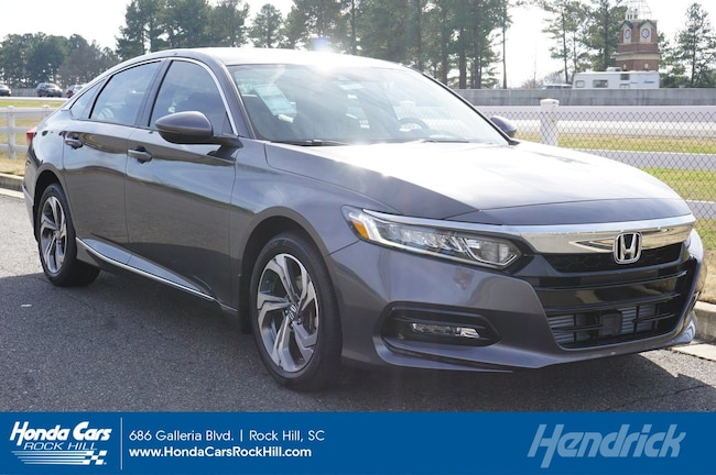 New 2019 Honda Accord EX-L 1.5T Sedan for sale in Rock Hill, SC