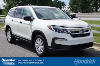 New 2019 Honda Pilot LX SUV 81192 for sale in Rock Hill, SC