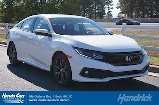 New 2019 Honda Civic Sport CVT Sedan 80285 for sale in Rock Hill, SC