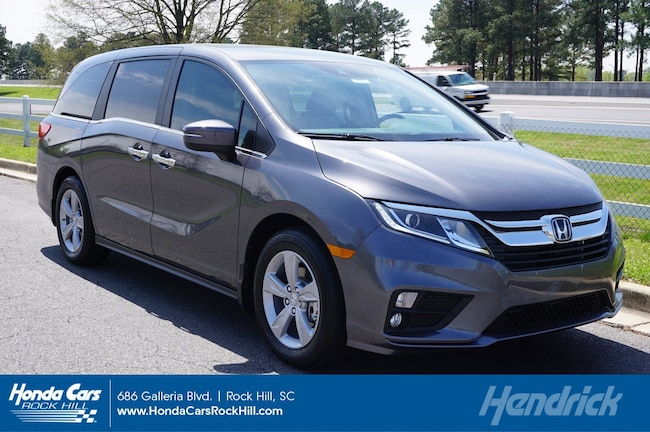 New 2019 Honda Odyssey EX Minivan for sale in Rock Hill, SC