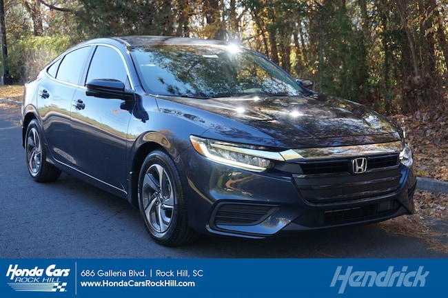 New 2019 Honda Insight EX Sedan for sale in Rock Hill, SC
