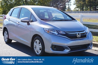 New 2019 Honda Fit LX Hatchback 81276 for sale in Rock Hill, SC