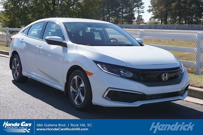New 2019 Honda Civic LX Sedan for sale in Rock Hill, SC