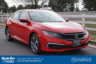New 2019 Honda Civic Sedan LX Sedan 80751 for sale in Rock Hill, SC