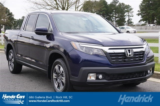 New 2019 Honda Ridgeline RTL Pickup for sale in Rock Hill, SC