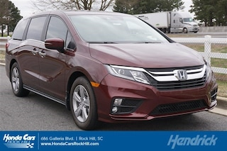 New 2019 Honda Odyssey EX Auto Minivan 80237 for sale in Rock Hill, SC