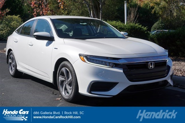 New 2019 Honda Insight LX Sedan for sale in Rock Hill, SC