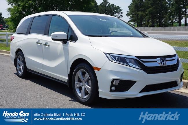 2019 Honda Odyssey EX-L w/Navi/RES Auto Minivan