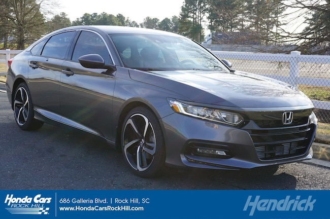 New 2019 Honda Accord Sport 1.5T CVT Sedan for sale in Rock Hill, SC