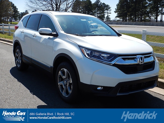 New 2019 Honda CR-V EX-L SUV for sale in Rock Hill, SC
