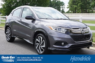 New 2019 Honda HR-V Sport SUV 80554 for sale in Rock Hill, SC