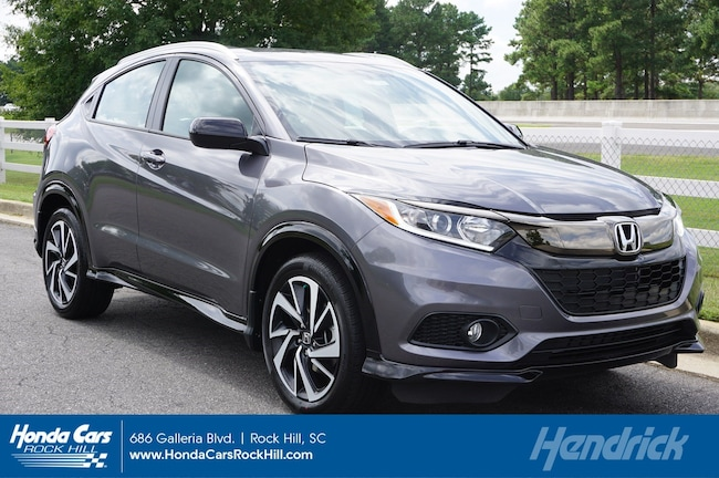 New 2019 Honda HR-V Sport SUV for sale in Rock Hill, SC