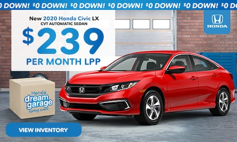 New Civic LPP Special