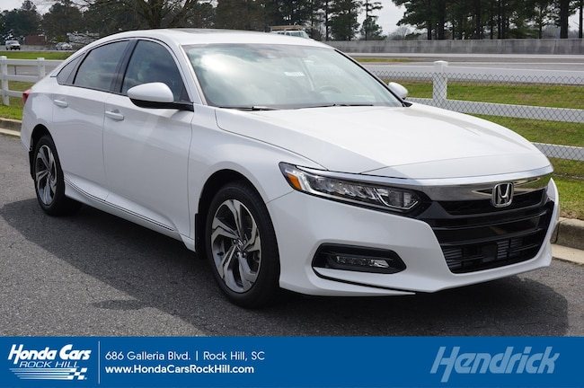 2018 Honda Accord EX 1.5T CVT Sedan