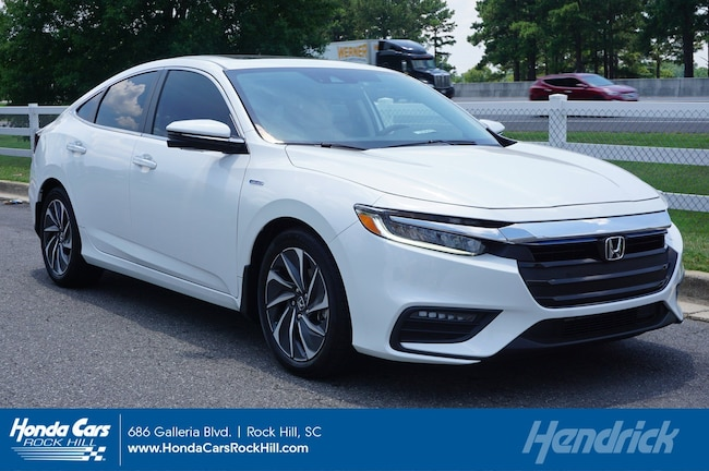 New 2019 Honda Insight Touring Sedan for sale in Rock Hill, SC