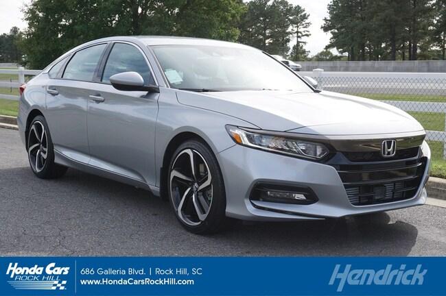 New 2019 Honda Civic Sport Sedan for sale in Rock Hill, SC