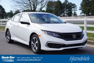 New 2019 Honda Civic Sedan LX Sedan 81241 for sale in Rock Hill, SC