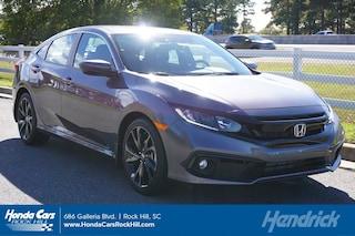 New 2019 Honda Civic Sport Sedan 81194 for sale in Rock Hill, SC