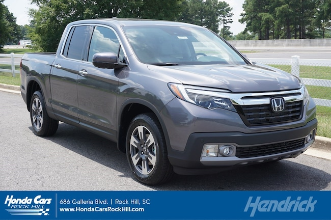 New 2019 Honda Ridgeline RTL-E Pickup for sale in Rock Hill, SC
