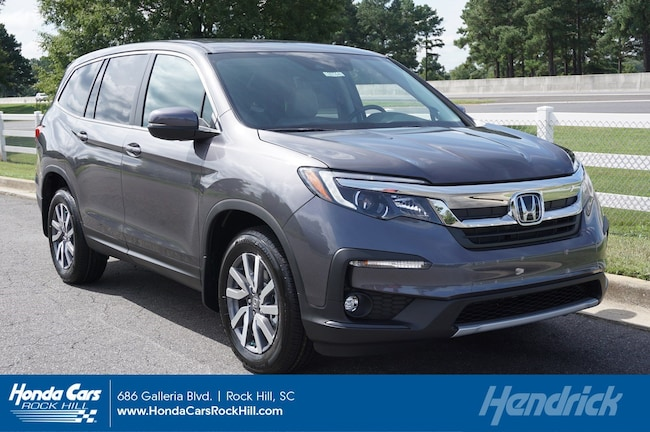 New 2019 Honda Pilot EX SUV for sale in Rock Hill, SC
