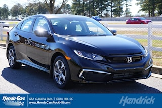 New 2019 Honda Civic LX Sedan 81543 for sale in Rock Hill, SC