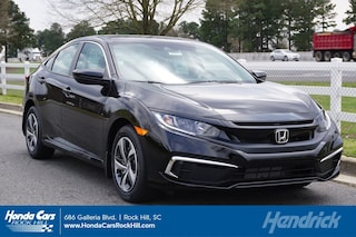 New 2019 Honda Civic LX Sedan 81431 for sale in Rock Hill, SC