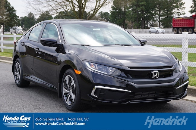 New 2019 Honda Civic LX Sedan for sale in Rock Hill, SC
