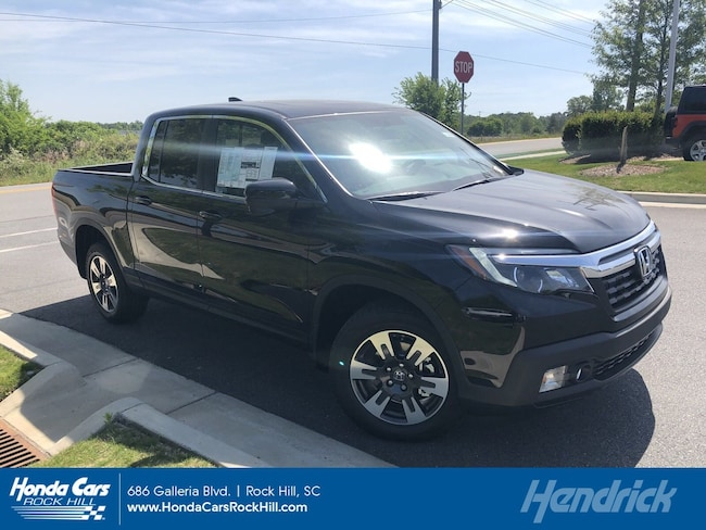 New 2019 Honda Ridgeline RTL-T Pickup for sale in Rock Hill, SC