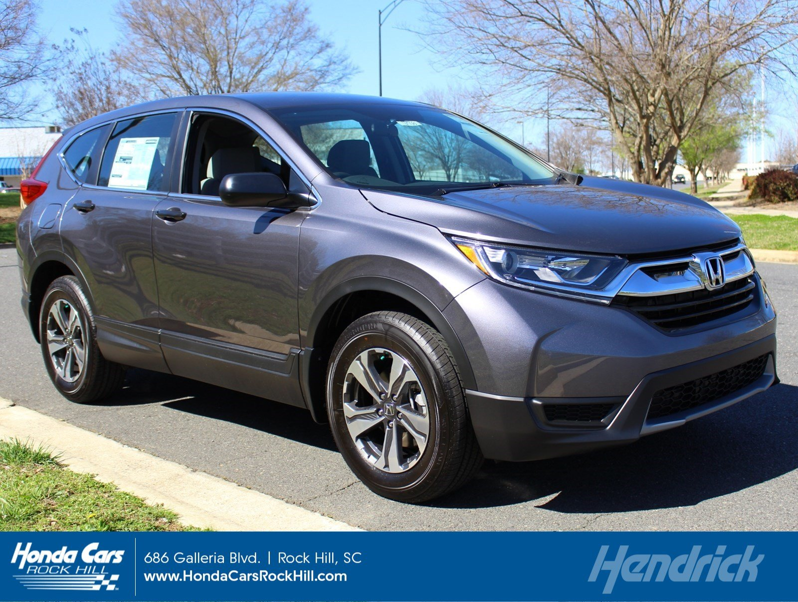 New 2018 Honda CR V LX AWD SUV For Sale in Rock Hill SC
