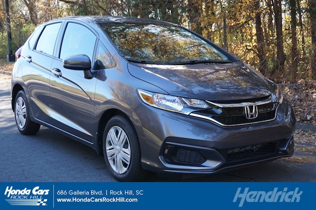 New 2019 Honda Fit LX Hatchback for sale in Rock Hill, SC