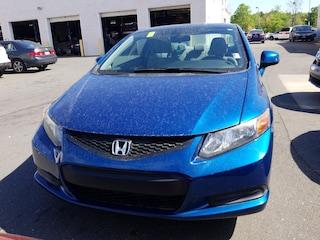 2012 Honda Civic EX-L Coupe