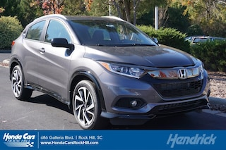 New 2019 Honda HR-V Sport SUV 80938 for sale in Rock Hill, SC