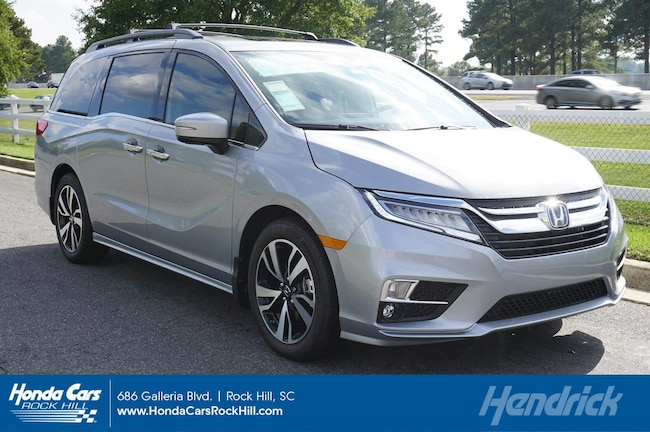 New 2019 Honda Odyssey Elite Minivan for sale in Rock Hill, SC