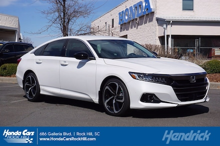 2021 Honda Accord Sport SE Sedan