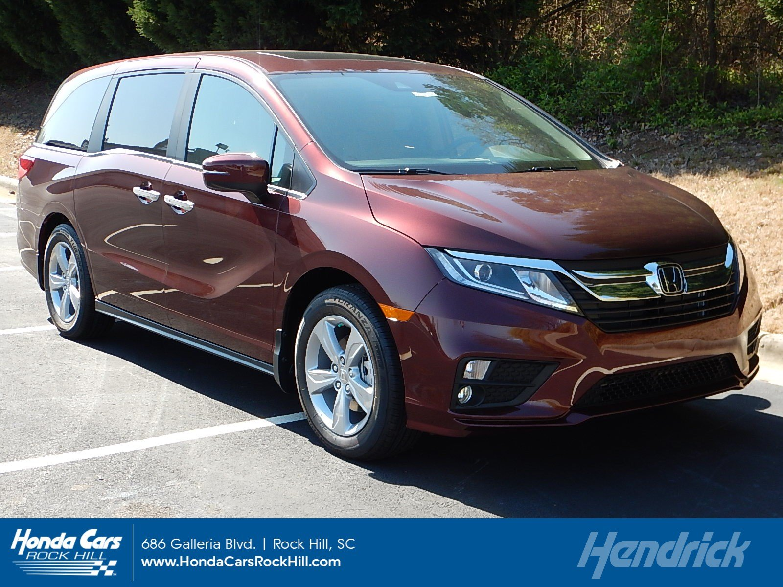 New Honda Odyssey in Rock Hill SC